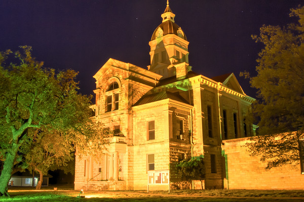 Bandera Court House, Bandera Texas