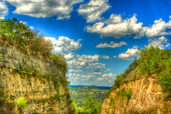 Texas Hill Country View