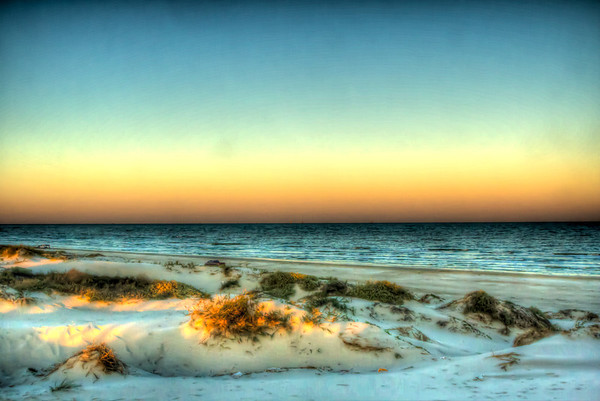 Sunset on Padre Island 2