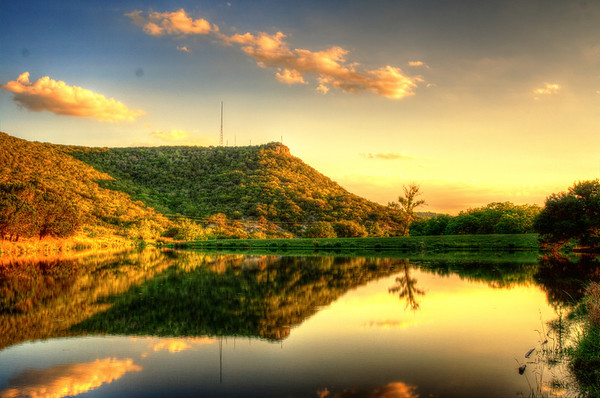 Reflections in the Texas Hill Country #2